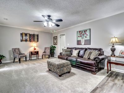 Photo for Dunwoody / Doraville 2 Bedroom - Sleeps 7 Extra Large Home