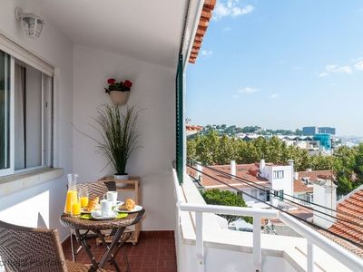 Photo for 2 BR apartment, located in the heart of Cascais, sleeps 4 - 200m from beaches