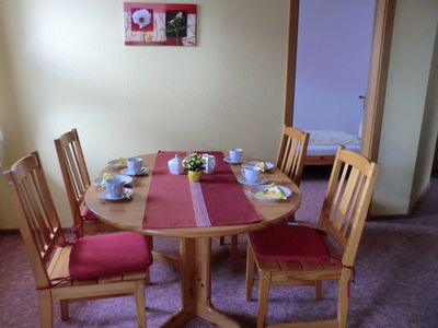 Photo for 1BR Apartment Vacation Rental in Frickingen
