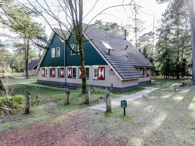 Photo for Luxury 6-person bungalow - Extra accessible in the holiday park Landal Coldenhove - in the woods/woodland setting