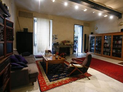 Photo for Great Designer Flat in Trastevere