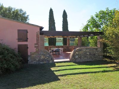 Photo for Vacation home La Rana Agile (CPM213) in Campiglia Marittima - 12 persons, 4 bedrooms
