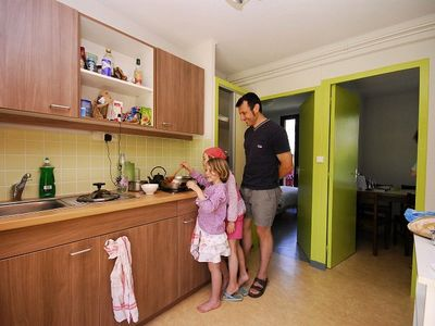 Photo for VVF Villages The Balcony Corrézien *** - 3 Rooms 6 People
