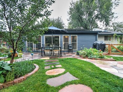 Photo for Boulder Home w/Sunroom & Fenced Yard Near Pearl St