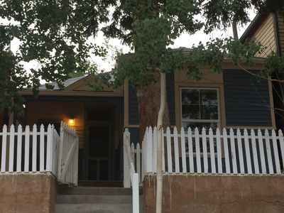 Photo for Fully remodelled historic home.  5 Star Lodging 5 mins from Cripple Creek