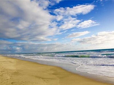 Photo for LARGE FAMILY VACATION HOME, FOOTSTEPS FROM THE BEACH
