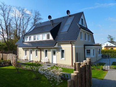 Photo for Godehus 2 - Exquisite apartment for 2 people. with fireplace, WiFi and PKW parking lot