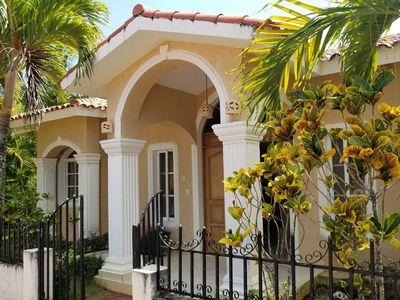 Photo for Caribbean Getaway Perla Marina Home w/ Private Pool,  Private Beach and much mor