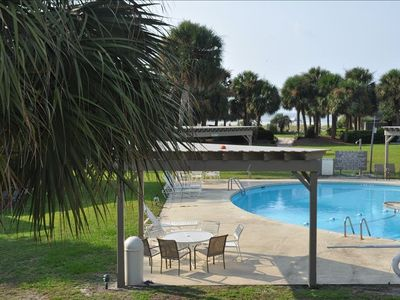 Photo for Captain John Fripp Villa 319~Pool Side and Ocean View