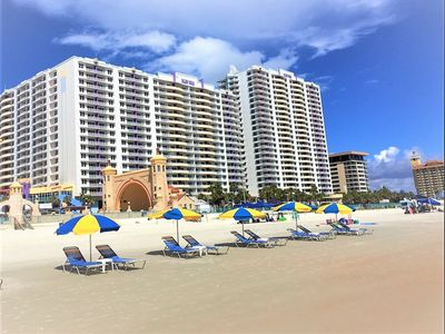 Photo for 2BR Condo Vacation Rental in Daytona Beach, Florida