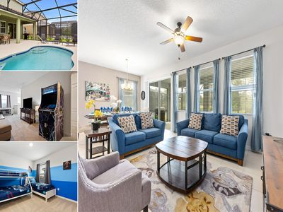 Photo for Beautiful 7 Bedroom Home in Solterra Resort