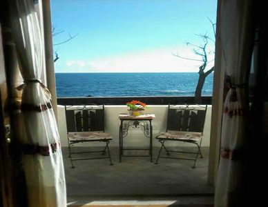 Photo for The ideal holiday home on the Stazzo seafront