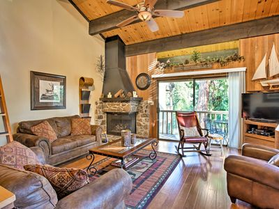 Photo for Cozy & Modern Condo ~1 Mile to North Tahoe Beach!