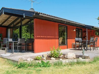 Photo for Modern Holiday Home in Glesborg with Terrace