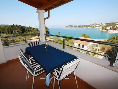 Photo for Apartment Anteo  in Šolta/Nečujam, Central Dalmatia/ Islands - 5 persons, 3 bedrooms