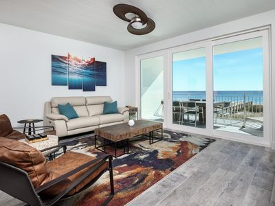 Photo for Elegant Gulf Front Condo, Gorgeous Resort Amenities, Close to Dining and Shopping