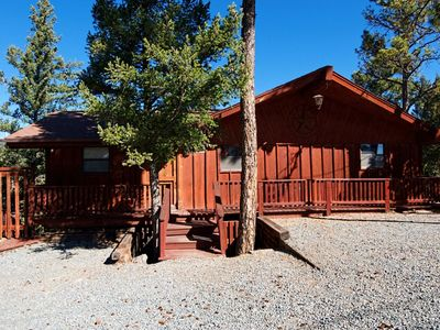 Photo for The Hideaway - Cozy Cabins Real Estate, LLC.