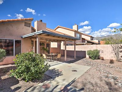 Photo for NEW! Tucson Area House w/Pool Access & Mtn Views!