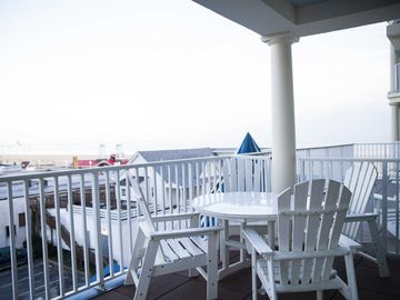 Large Great Condo on the Boardwalk and Ocean Downtown Belmont Towers