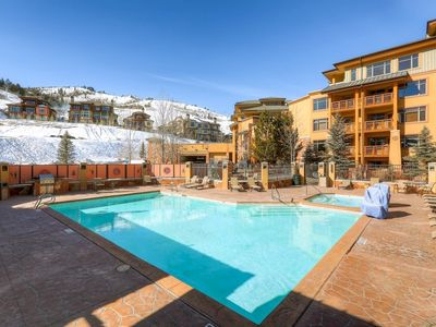 Photo for **FREE SNOWBOARD or SKI RENTAL** Sundial Resort – Ski-In/Ski-Out !