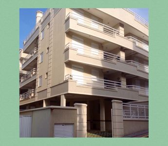 Photo for APART. HIGH STANDARD IN BOMBINHAS, SC / 4 AR SPLIT, WI-FI, BEDS BOX, 70 MTS. M