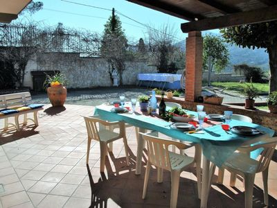 Photo for House 1.1 km from the center of Itri with Parking, Internet, Washing machine, Air conditioning (753631)