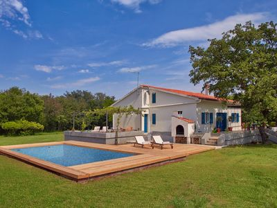 Photo for Unique Villa Majavec with Large Garden and Pool