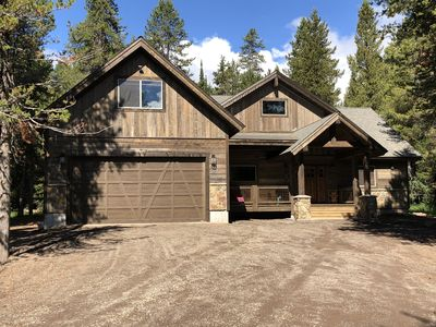 Photo for 5BR Cabin Vacation Rental in Island park, Idaho