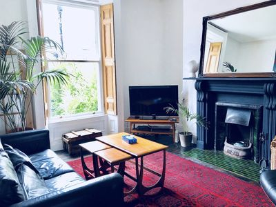 Photo for Retreat to a Victorian Town-House in Dublin's City Centre