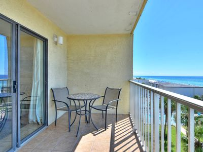 Photo for 1-Bedroom Beach-front Condo by Resort Collection