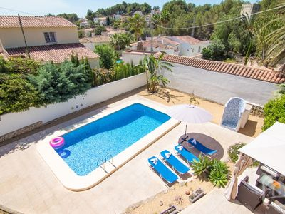 Photo for Saona Villas: Charming villa with private pool located between Calpe and Moraira