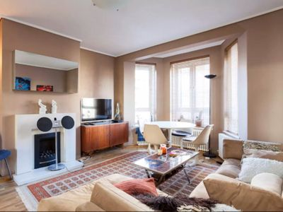 Photo for Elegant and cosy 2-bed apartment in Vauxhall