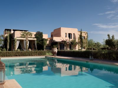 Photo for Exceptional 5-Bedroom Luxury Villa With Private Pool and Spectacular Views of th