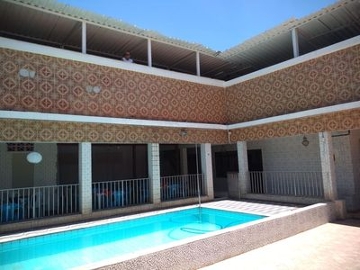 Photo for House with pool, air-conditioned rooms, barbecue, large space