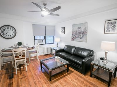 Photo for Pelham Train Station 1 Bed 1 Bath - 5 - 28 Minutes to Grand Central