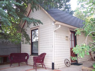 Photo for At the Springs Cabin: Walking Location-Charm-Extras Just for You!
