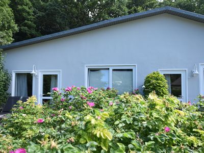 Photo for Cozy Holiday Home in Gohren Mecklenburg with Garden