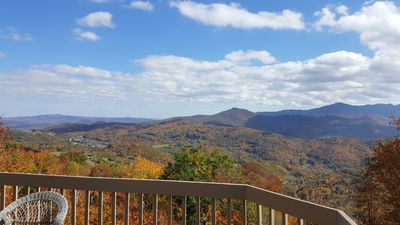 2016 FALL VIEW FROM DECK