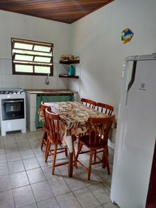 Photo for Furnished apartment with 2 bedrooms 600 mts from the beach of Tabatinga beach