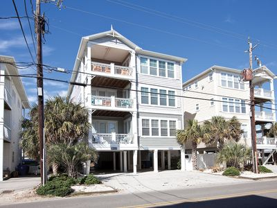 Photo for Ocean View - Pool- Steps To The Beach- 3br/2ba Beach House - 5 Star