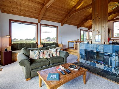 Photo for Sea Ranch home w/ separate cottage and hot tub plus shared pool