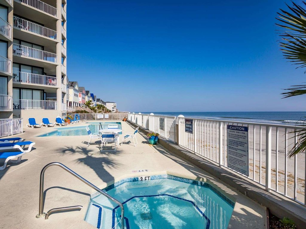 Perfect Third Floor Oceanfront View  2br One Ocean Place