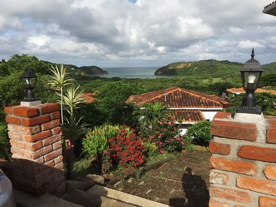 Photo for Stunning Pacific Ocean views with pool in gated cummunity close to town