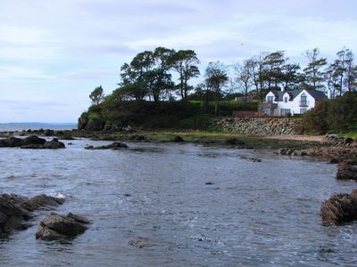 Photo for Luxury seafront home overlooking Lough Foyle Wild Atlantic Way,Redcastle Donegal