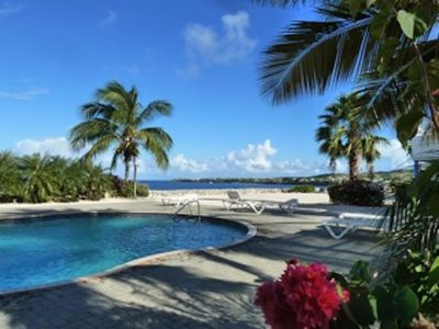 Photo for Oceanfront, 3 bedroom property, Lovely location