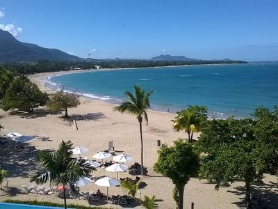 Photo for Beachfront Studio in Playa Dorada Puerto Plata best location, no extra charges