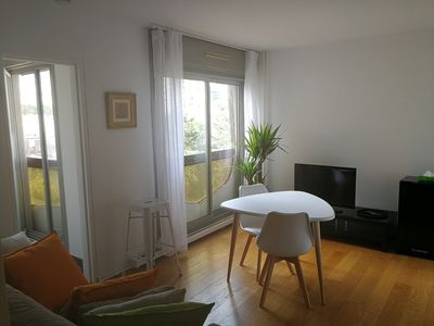 Photo for Charming apartment in Courbevoie near the Defense.