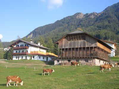 Photo for Holiday apartment Kastelruth for 1 - 4 persons with 1 bedroom - Farmhouse