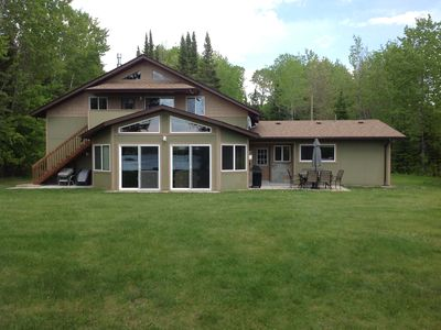 Photo for Beautiful Home on Lake of the Woods.