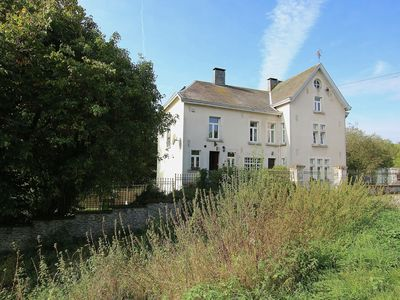 Photo for Luxury cottage with fireplace on the Sûre at Bastogne